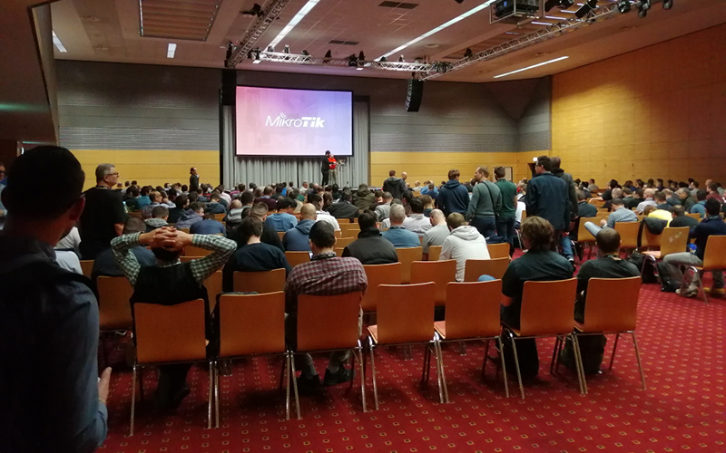Scoop Attends MikroTik's User Meeting in Vienna, Austria | Blog | Scoop
