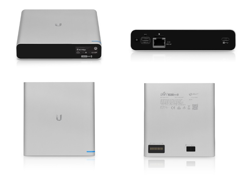 UBNT | UniFi Cloud Key Gen2 Plus | Blog | Scoop